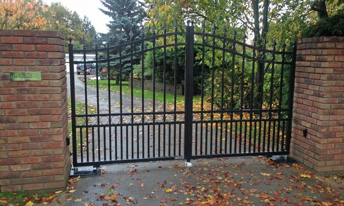 How To Select The Best Automated Gate System For You