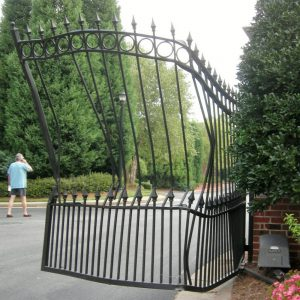 repair electric gates