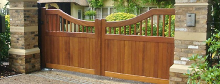 How much electric gates cost
