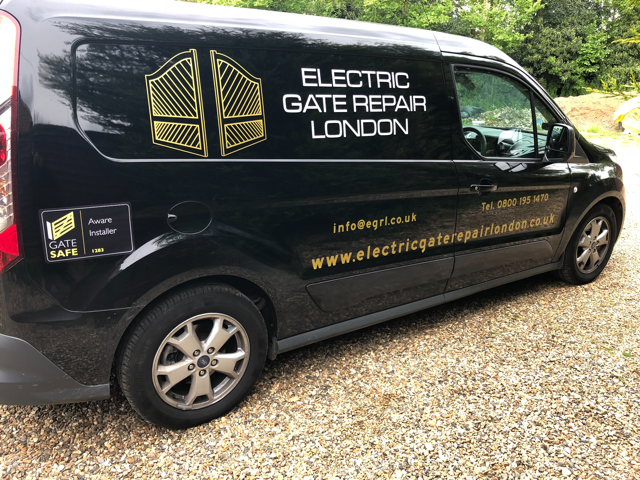 Electric Gate Repair London